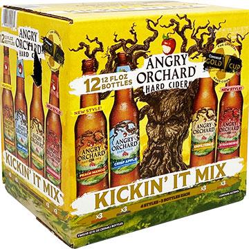 Angry Orchard Kickin' It Mix