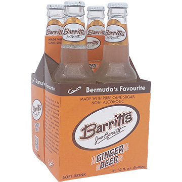 Barritt's Ginger Beer