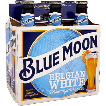 Blue Moon Belgian White Ale