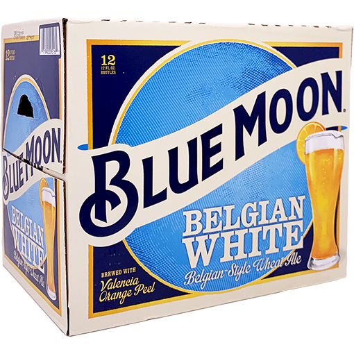 Blue Moon Belgian White Ale