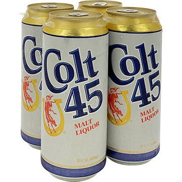 Colt 45 Malt Liquor