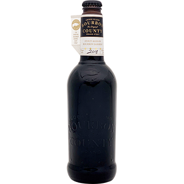 Goose Island Bourbon County Brand Stout 2018
