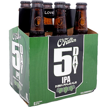 O'Fallon 5 Day IPA