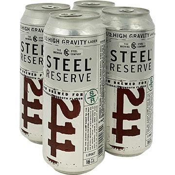 Steel Reserve High Gravity