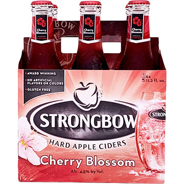 Strongbow Cherry Blossom