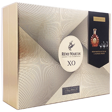 Remy Martin XO Cognac Gift Set with Glasses