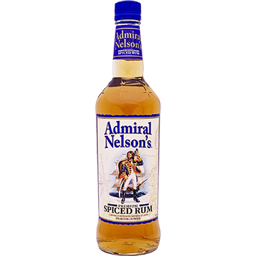 Admiral Nelson Spiced Rum