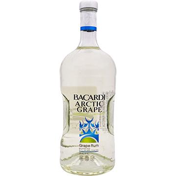 Bacardi Arctic Grape Rum