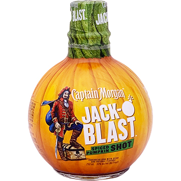 Captain Morgan Jack-O'Blast Rum