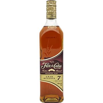 Flor de Cana Gran Reserva 7 Year Old Rum