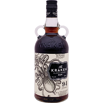 Kraken Black Spiced Rum 94 Proof