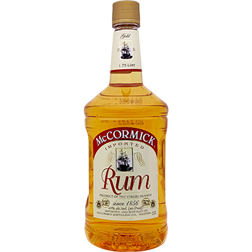 McCormick Gold Rum