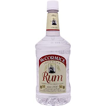 McCormick Silver Rum