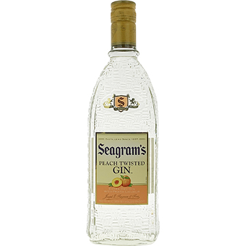 Seagram's Peach Twisted Gin