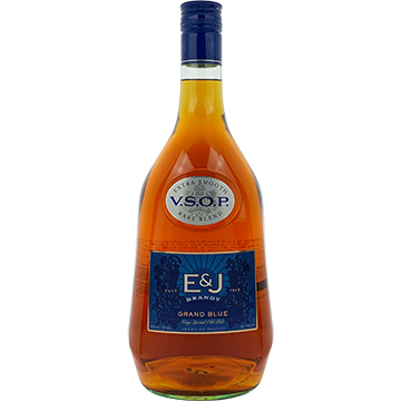 E&J VSOP Grand Blue Brandy