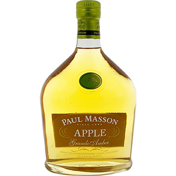 Paul Masson Grande Amber Apple Brandy