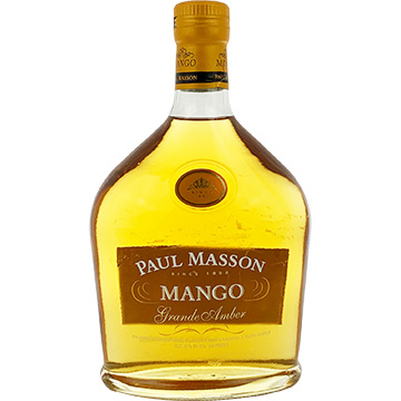 Paul Masson Grande Amber Mango Brandy