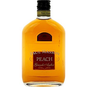Paul Masson Grande Amber Peach Brandy