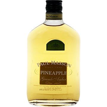 Paul Masson Grande Amber Pineapple Brandy