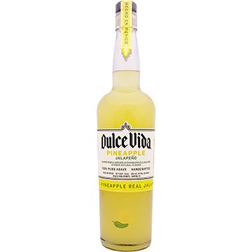 Dulce Vida Pineapple Jalapeno Tequila