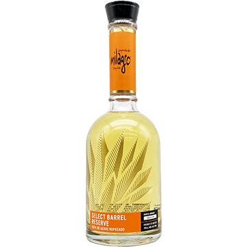 Milagro Select Barrel Reserve Reposado Tequila