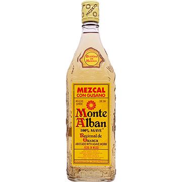 Monte Alban Mezcal Tequila