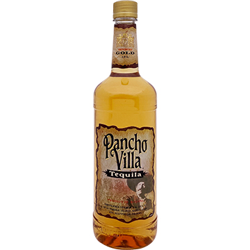 Pancho Villa Gold Tequila