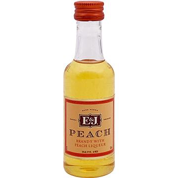 E&J Peach Brandy