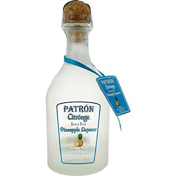 Patron Citronge Pineapple Liqueur