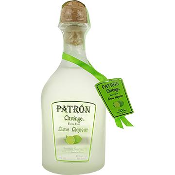 Patron Citronge Lime Liqueur