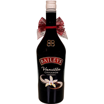 Bailey's Irish Cream Vanilla Cinnamon Liqueur