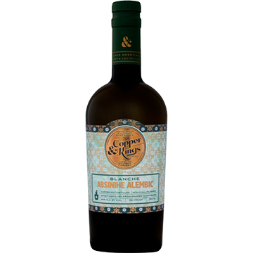 Copper & Kings Absinthe Alembic Blanche Liqueur