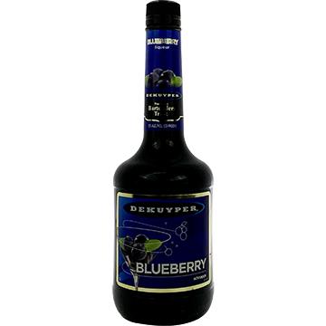 DeKuyper Blueberry Schnapps Liqueur