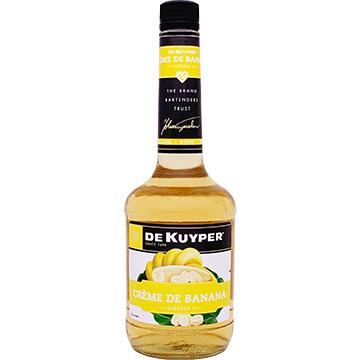 DeKuyper Creme de Banana Liqueur
