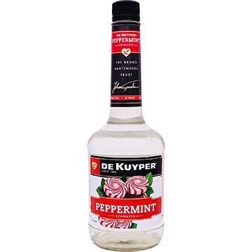 DeKuyper Peppermint Schnapps Liqueur