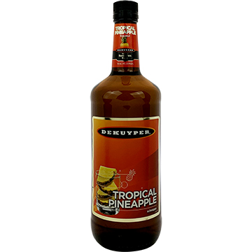 DeKuyper Tropical Pineapple Schnapps Liqueur