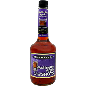 DeKuyper Washington Apple Shots Liqueur