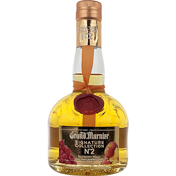 Grand Marnier Signature Collection No. 2 Raspberry Peach Liqueur