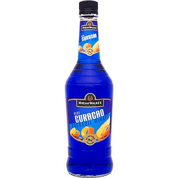 Hiram Walker Blue Curacao Liqueur