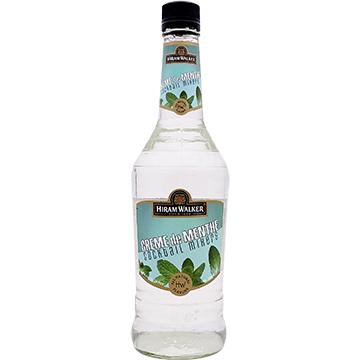Hiram Walker Creme de Menthe White Liqueur