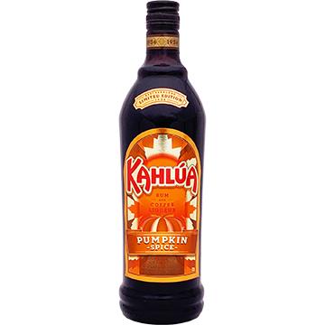 Kahlua Pumpkin Spice Liqueur