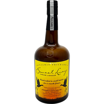 Prichard's Sweet Lucy Cream Liqueur