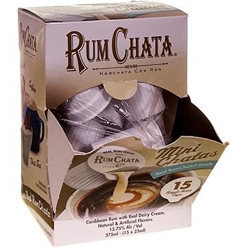 Rum Chata Mini Chatas Liqueur