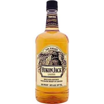 Yukon Jack Canadian Liqueur