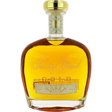 Twenty Grand Gold Vodka Infused with Cognac