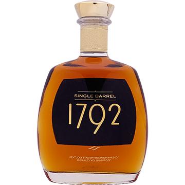 1792 Single Barrel Bourbon Whiskey