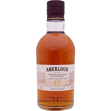 Aberlour 12 Year Old Single Malt Scotch Whiskey
