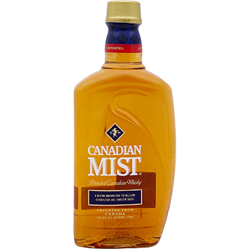 Canadian Mist Whiskey