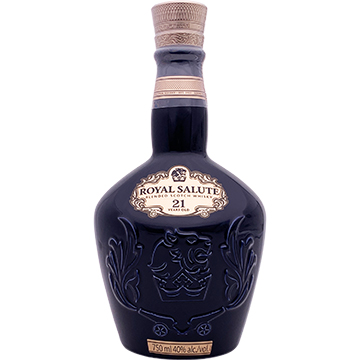 Chivas Regal Royal Salute 21 Year Old Blended Scotch Whiskey