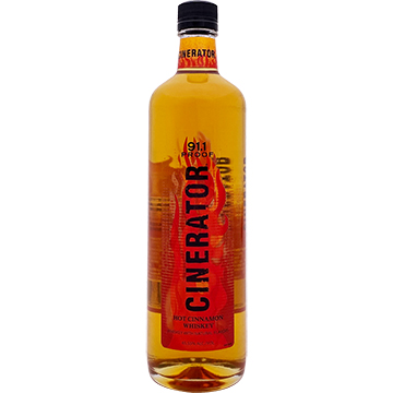 Cinerator Hot Cinnamon Whiskey